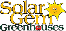Logo Solar Gem Greenhouses