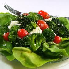 Broccoli Spinach Tomato pic